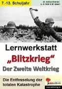 """Cover-Bild zu Lernwerkstatt - """"Blitzkrieg"""" Der Zweite Weltkrieg"""