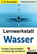 Cover-Bild zu Lernwerkstatt - Wasser