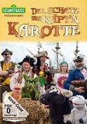 Cover-Bild zu Sesamstrasse präsentiert: Der Schatz des Käptn Karotte von Möller, Thomas