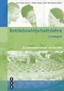 Cover-Bild zu Betriebswirtschaftslehre von Friedli, Vera