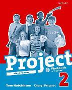 Cover-Bild zu Project: 2 Third Edition: Workbook Pack von Hutchinson, Tom