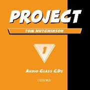 Cover-Bild zu Level 1: Project 1 Second Edition: Class Audio CDs (2) - Project von Hutchinson