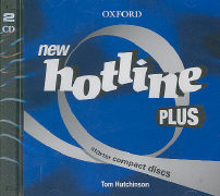 Cover-Bild zu New Hotline Plus. Elementary. Class Audio CD von Hutchinson, Tom