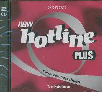Cover-Bild zu New Hotline plus. Starter. Class Audio CDs von Hutchinson, Tom
