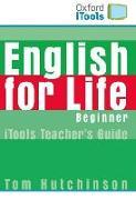 Cover-Bild zu Beginner: English for Life: Beginner: iTools - English for Life von Hutchinson, Tom