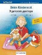 Cover-Bild zu Beim Kinderarzt. Deutsch-Russsisch von Fischer, Ulrike