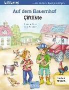 Cover-Bild zu Auf dem Bauernhof Deutsch-Türkisch von Böse, Susanne