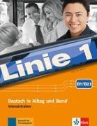 Cover-Bild zu Linie 1 B1+/B2.1. Intensivtrainer
