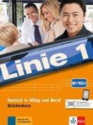 Cover-Bild zu Linie 1 B1+/B2.1. Kurs- und Übungsbuch Teil 1 mit Audios und Videos von Moritz, Ulrike