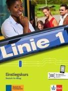 Cover-Bild zu Linie 1 Einstiegskurs. Kurs- und Übungsbuch von Kaufmann, Susan