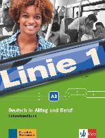 Cover-Bild zu Linie 1 A2. Lehrerhandbuch von Wirth, Katja