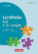 Cover-Bild zu Lerntheke Grundschule, DaZ, Klasse 1/2, Differenzierungsmaterial für heterogene Lerngruppen, Kopiervorlagen von Doerfler, Theo