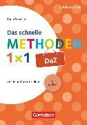 Cover-Bild zu Das schnelle Methoden 1x1 - Grundschule, DaZ, Mit Arbeitsmaterialien, Buch von Doerfler, Theo