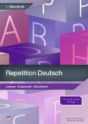 Cover-Bild zu Repetition Deutsch / Repetition - Deutsch 1. Oberstufe von Del Priore, Bianca