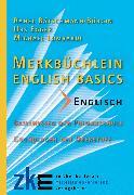 Cover-Bild zu Merkbüchlein English Basics (eBook) von Bätschmann-Bürgin, Rahel