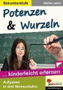 Cover-Bild zu Potenzen & Wurzeln von Lamm, Stefan