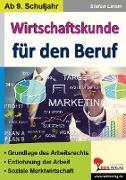 Cover-Bild zu Wirtschaftskunde für den Beruf (eBook) von Lamm, Stefan