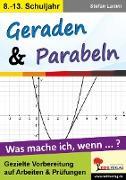 Cover-Bild zu Geraden & Parabeln (eBook) von Lamm, Stefan