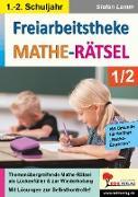 Cover-Bild zu Freiarbeitstheke Mathe-Rätsel / Klasse 1-2 (eBook) von Lamm, Stefan