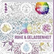 Cover-Bild zu Colorful World - Ruhe & Gelassenheit von frechverlag