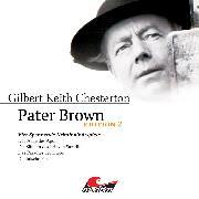 Cover-Bild zu Pater Brown, Edition 2: Vier Spannende Kriminalhörspiele (Audio Download) von Chesterton, Gilbert Keith