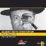 Cover-Bild zu Pater Brown, Folge 5: Das Auge des Apoll (Audio Download) von Chesterton, Gilbert Keith