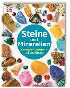 Cover-Bild zu Steine und Mineralien