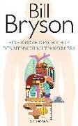 Cover-Bild zu Eine kurze Geschichte des menschlichen Körpers von Bryson, Bill