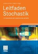 Cover-Bild zu Leitfaden Stochastik (eBook) von Eichler, Andreas