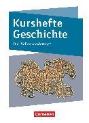 Cover-Bild zu Kurshefte Geschichte, Niedersachsen, Die Völkerwanderung, Schülerbuch von Biermann, Joachim