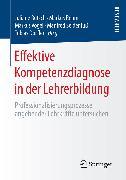 Cover-Bild zu Effektive Kompetenzdiagnose in der Lehrerbildung (eBook) von Seidenfuß, Manfred (Hrsg.)