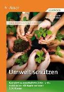 Cover-Bild zu Umwelt schützen von Berens, Norbert