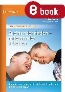 Cover-Bild zu Zueinander finden - miteinander arbeiten (eBook) von Berens, Norbert