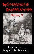 Cover-Bild zu Mörderische Sauerländer - Schlag 9 (eBook) von Grünebaum, Martina