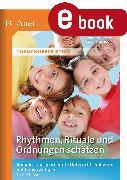 Cover-Bild zu Rhythmen, Rituale und Ordnungen schätzen (eBook) von Berens, Norbert