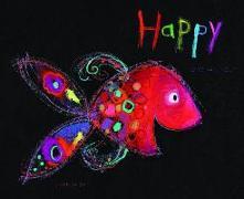 Cover-Bild zu Happy von van Hout, Mies