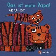 Cover-Bild zu Das ist mein Papa! von van Hout, Mies