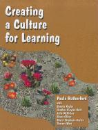 Cover-Bild zu Creating a Culture for Learning von Rutherford, Paula