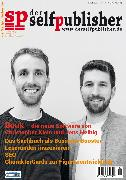 Cover-Bild zu der selfpublisher 16, 4-2019, Heft 16, Dezember 2019 (eBook) von Warsönke, Annette