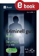 Cover-Bild zu Kriminell gut lesen Deutsch 7-10 (eBook) von Weber, Annette