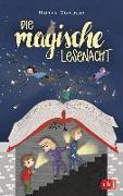 Cover-Bild zu Die magische Lesenacht von Montasser, Thomas