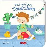 Cover-Bild zu Paul geht aufs Töpfchen¹ von Freudiger, Anja