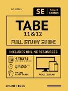 Cover-Bild zu TABE 11 & 12 Full Study Guide (eBook)