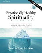 Cover-Bild zu Emotionally Healthy Spirituality Workbook plus Streaming Video, Expanded Edition (eBook) von Scazzero, Peter