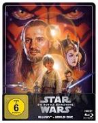 Cover-Bild zu Star Wars: Episode I - Die dunkle Bedrohung Steelbook Edition von George Lucas (Reg.)