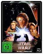 Cover-Bild zu Star Wars: Episode III - Die Rache der Sith Steelbook Edition von George Lucas (Reg.)