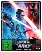 Cover-Bild zu Star Wars: Episode IX - Der Aufstieg Skywalkers Steelbook Edition von Abrams, J.J. (Reg.)