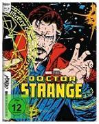 Cover-Bild zu Doctor Strange - 4K UHD Mondo Steelbook Edition von Derrickson, Scott (Reg.)