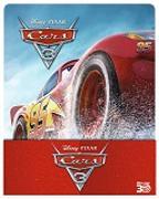 Cover-Bild zu Cars 3 - 3D+2D - Steelbook - édition limitée von Fee, Brian (Reg.)