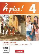 Cover-Bild zu À plus !, Nouvelle édition, Band 4, Carnet d'activités mit Audios und Videos online, Mit eingelegtem Förderheft von Jorißen, Catherine
